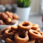 serowe oponki i mini pączusie