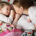 kolorowych snów... Sprawdzone sposoby na dobry sen dziecka!